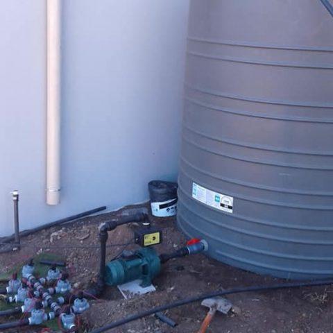 Irrigation Setup Soweto