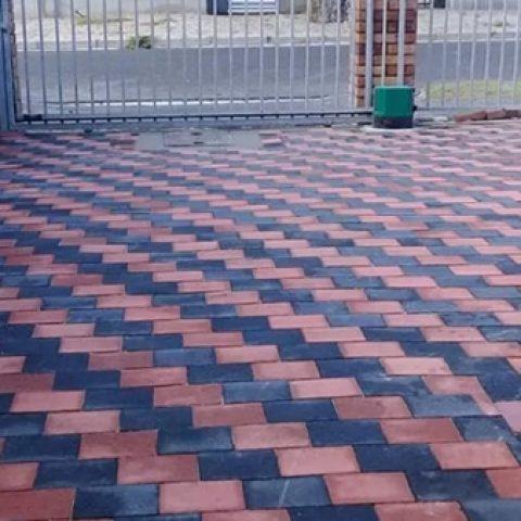Brick Paving Rivonia